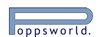 Poppsworld Logo